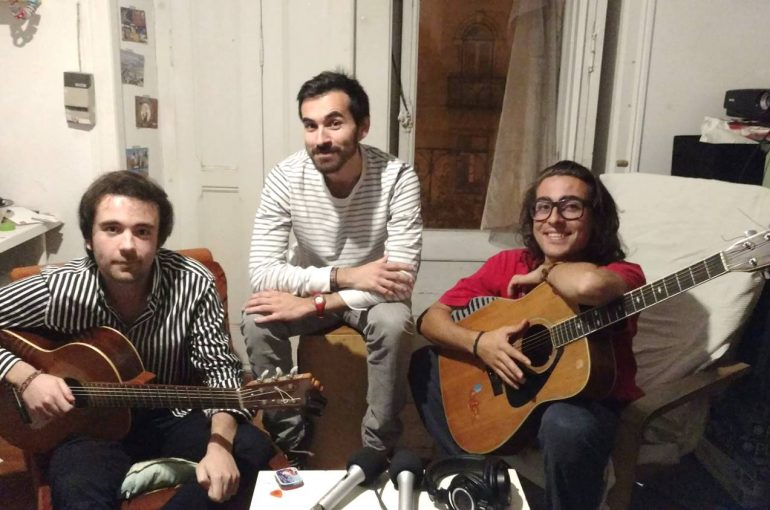 """Episode 5 – LaGardère: A """"naughty"""" Band living to the Sound of Friendship"""