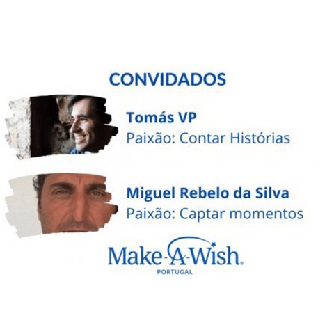 Make-A-Connection | Fundação Make-A-Wish Portugal