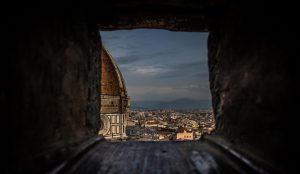 travel memories: florence view from the top