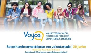 Voyce Workshop - Volunteering Youth: Routes and Tools for Competence's Emersion