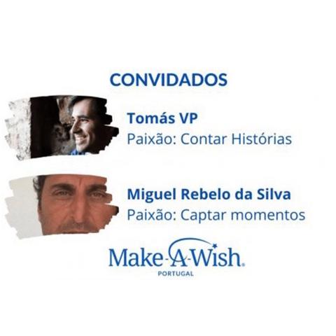 Make-A-Connection | Fundação Make-A-Wish Portugal